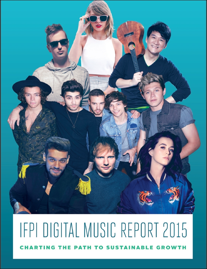 IFPI DIGITAL MUSIC REPORT 2015 - Charting the path to sustainable growth
