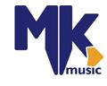 MK Music logomarca