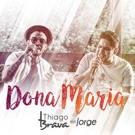 Capa-Dona Maria (feat. Jorge)