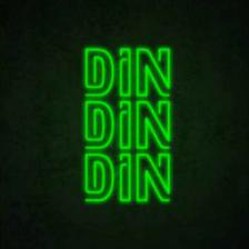 Capa-Din Din Din (Participação especial de MC Pupio e MC Doguinha)