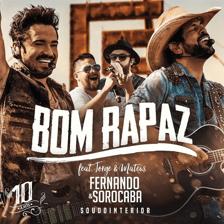 Capa-Bom Rapaz (Ao Vivo) (feat. Jorge & Mateus)